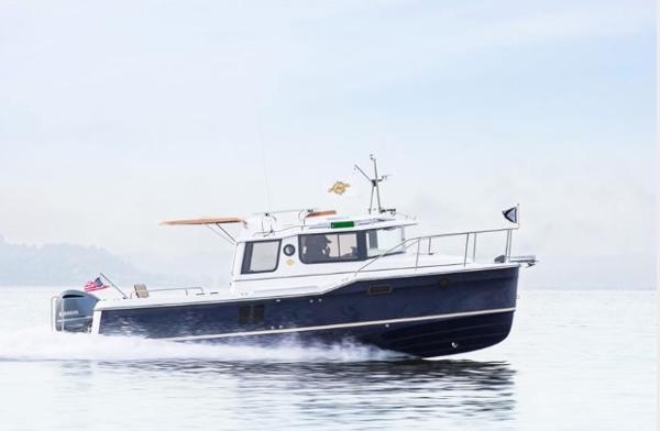 Ranger Tugs R-25 2021 Ranger Tugs 25