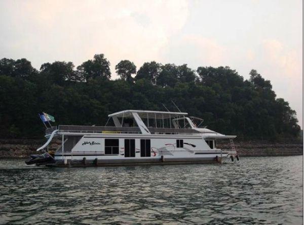 Fantasy Houseboat 75