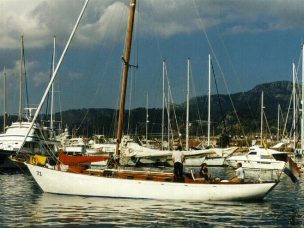 Laurent Giles Classic 43 ft