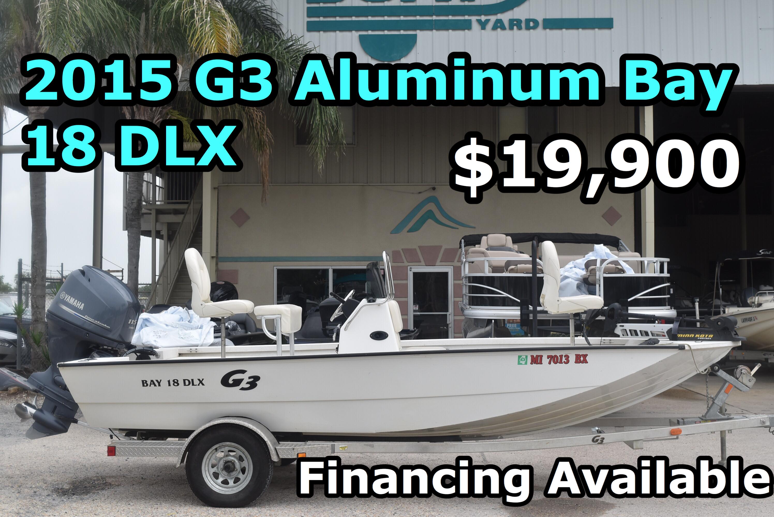 G3 Bay 18 DLX