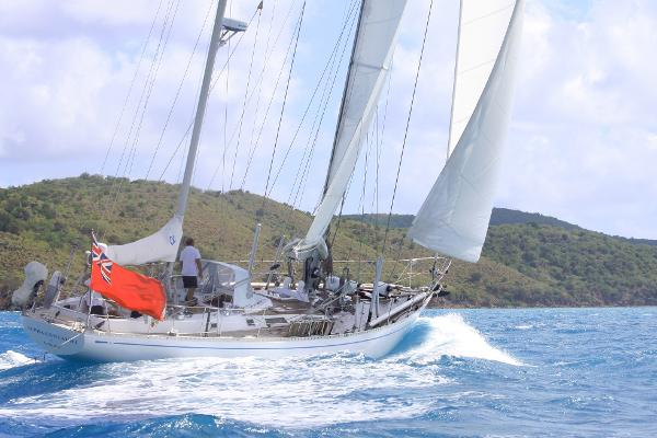 Nautor Swan 65 (65-007) Sailing