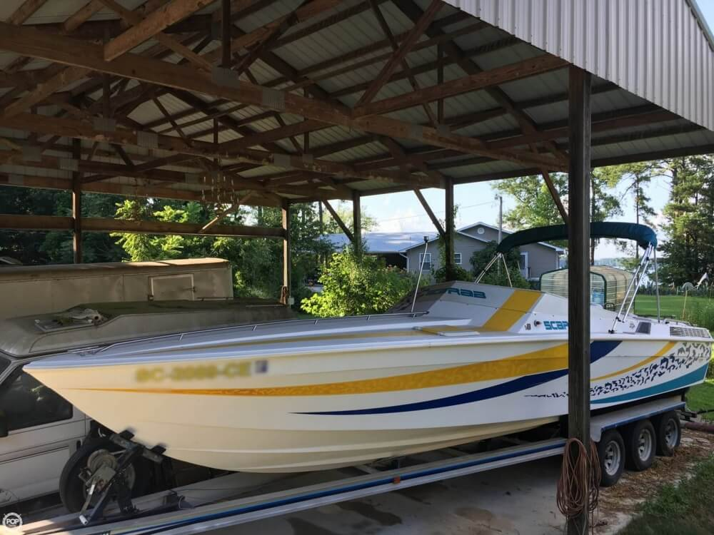 Scarab 2900 1989 Scarab 2900 for sale in Lexington, SC