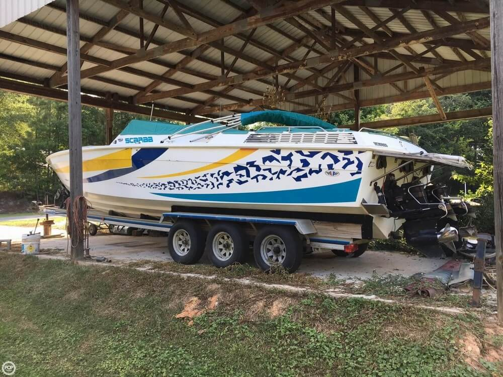 Scarab 2900 1989 Wellcraft 29 for sale in Lexington, SC