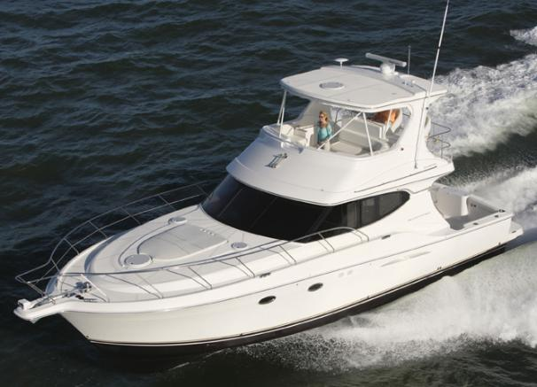 Silverton 45 Convertible Manufacturer Provided Image