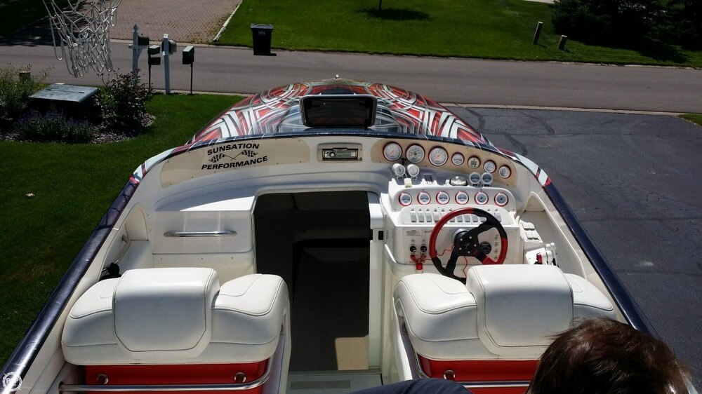 Sunsation 32 Dominator 2001 Sunsation 32 Dominator for sale in Forest Lake, MN