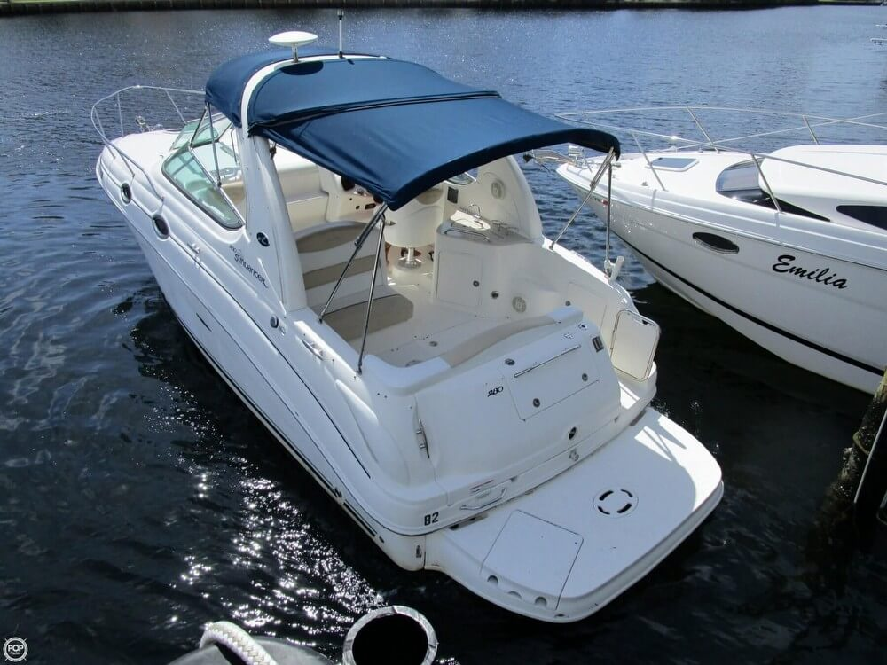 Sea Ray 280 Sundancer 2008 Sea Ray 280 Sundancer for sale in Hallandale, FL