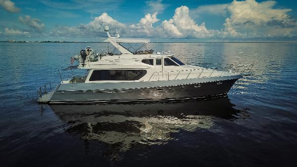 McKinna 57 Pilothouse 1999/2019 Profile