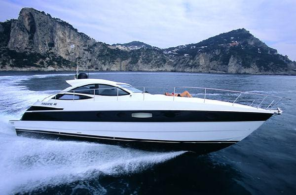 Pershing 46 Manufacturer Provided Image: Pershing 46