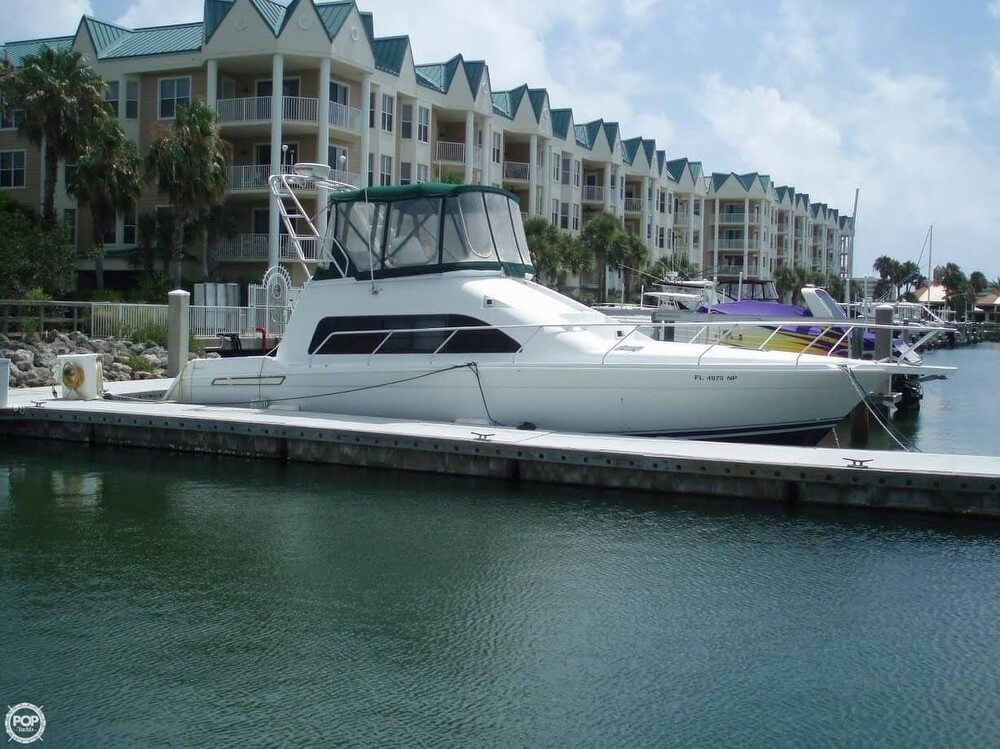 Mainship 40 Sedan Bridge 1995 Mainship 40 Sedan Bridge for sale in Ponce Inlet, FL