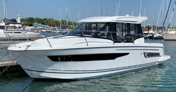 Jeanneau Merry Fisher 895 Merry Fisher 895