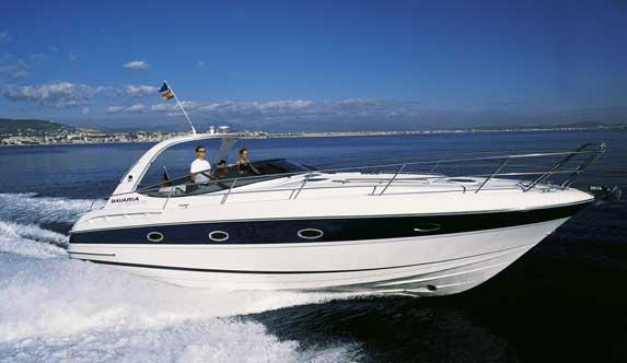 Bavaria Motor Boats BMB 37 Sport Manufacturer Provided Image: BMB 37