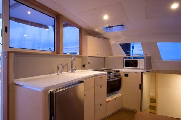 Catana 42 Galley