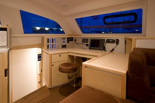 Catana 42 Chart Table