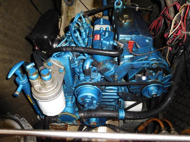 Nanni HE3.75 21Hp Diesel