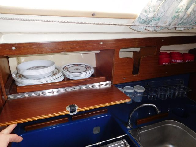 Galley Stowage