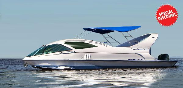 Paritet Glass Bottom Boat LOOKER 370