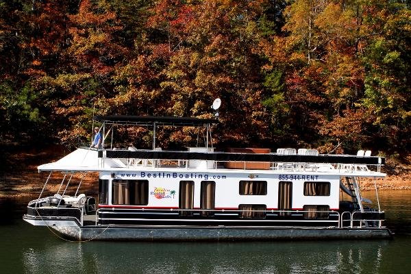Stardust Cruisers 53 X 14 Used houseboat for sale