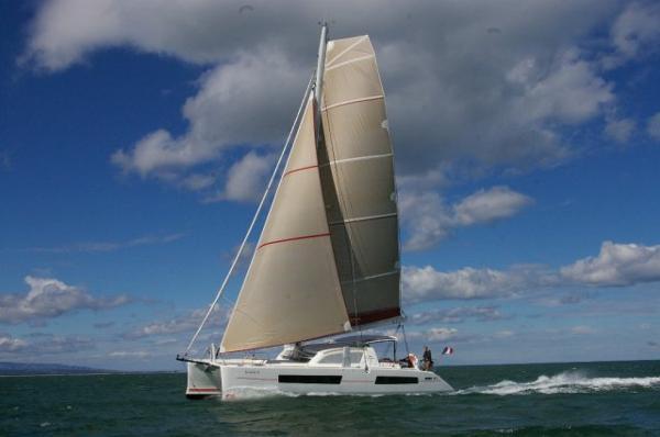 Catana 47 Sailing