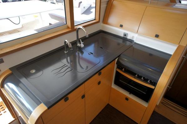 Catana 47 Galley