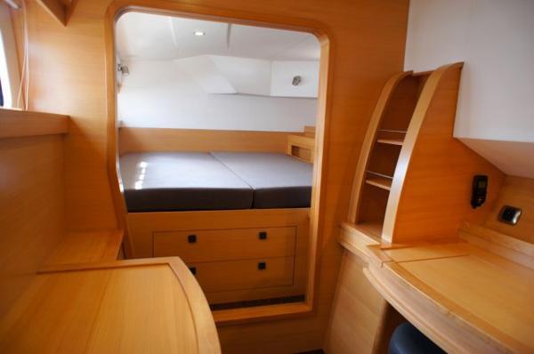 Catana 47 Cabin
