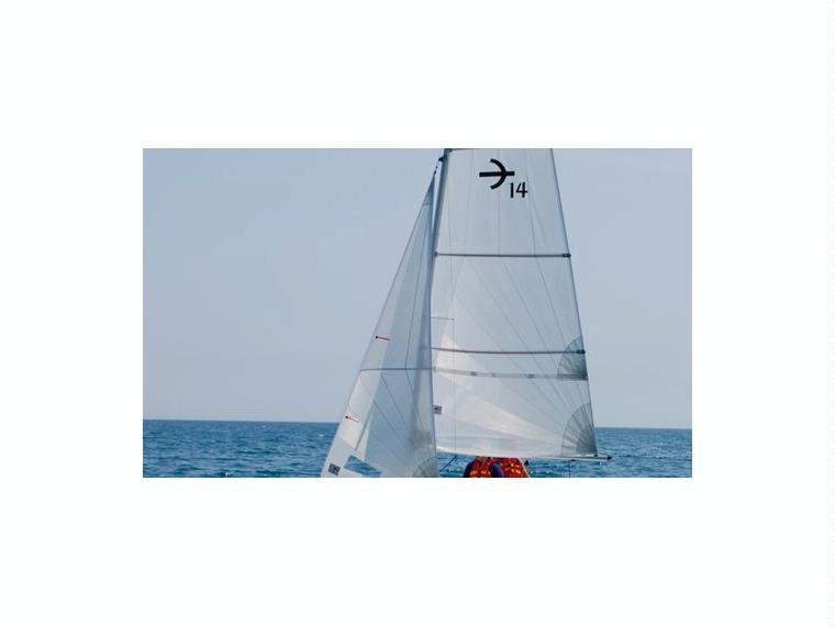 PEHN Werft CNA Segelboot Tridente 14