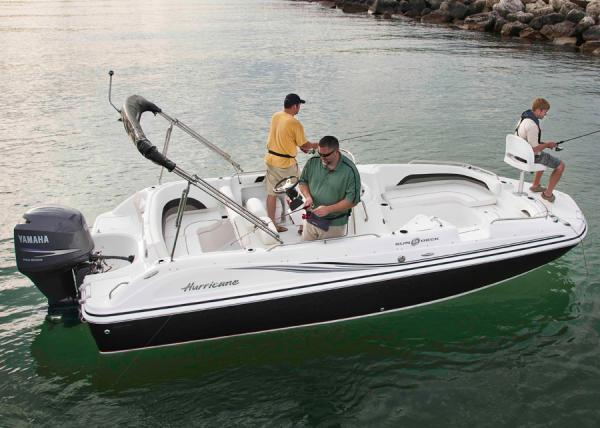 Hurricane SunDeck Sport 211 OB Manufacturer Provided Image: Manufacturer Provided Image
