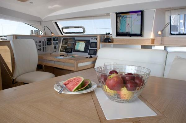 Catana 50 Chart Table
