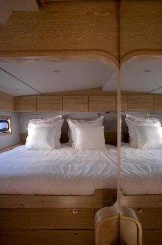 Catana 50 Cabin