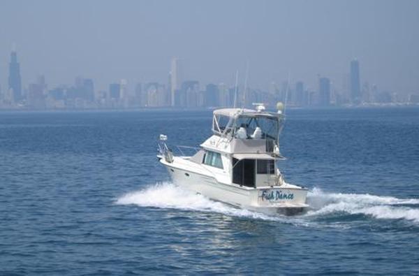 Tiara 3600 Convertible Effortlessly Cruising To Chicago