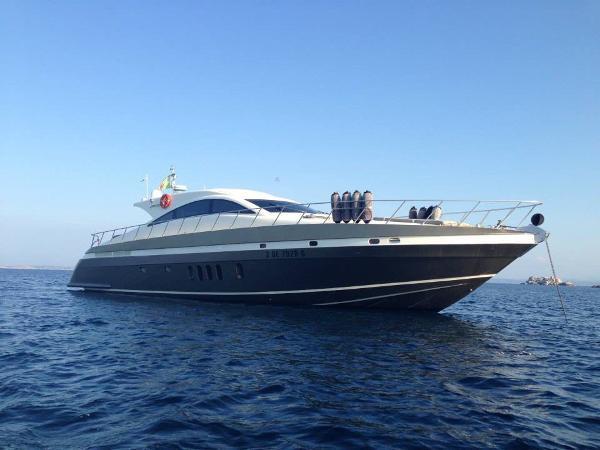 Jaguar yacht Jaguar 76
