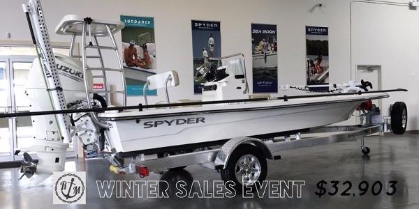 Spyder FX 17