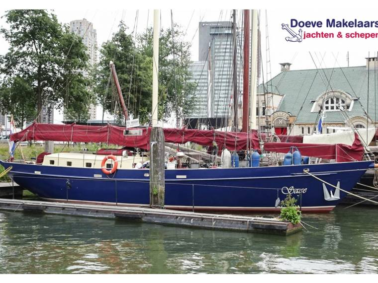 Oceangoing Sailing Schooner 15.88