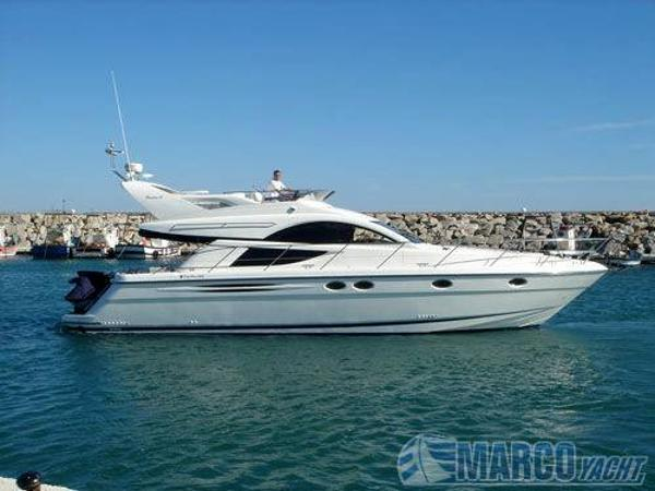 "Fairline Phantom 46"" fly"