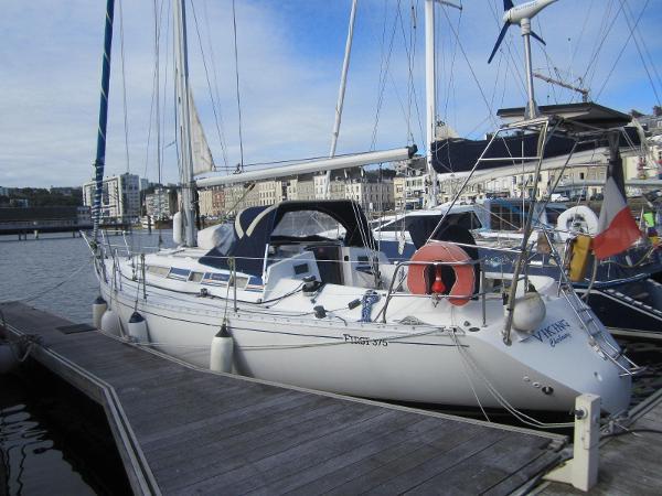 Beneteau First 375 FIRST 375 AU PONTON