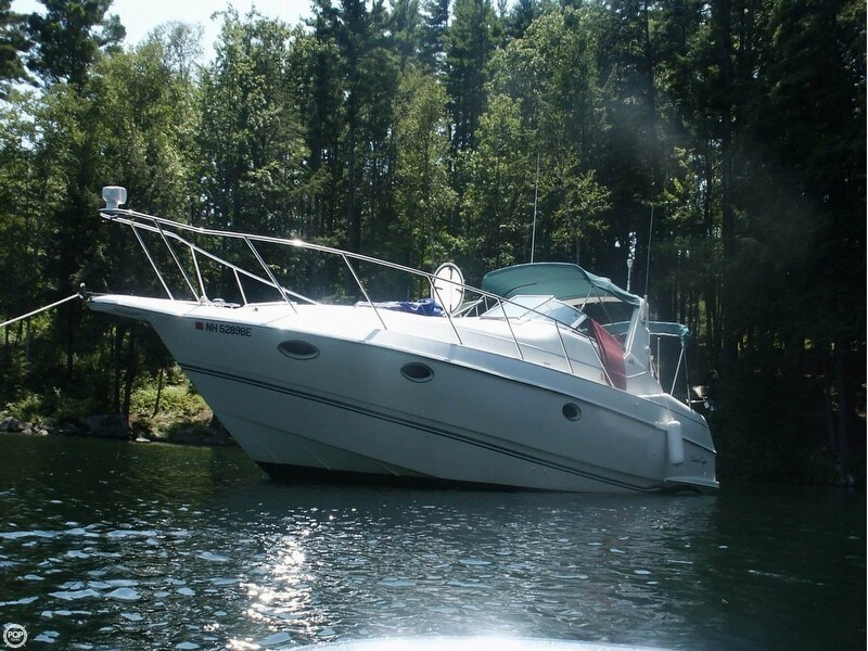 Chris-Craft 33 Crowne 1996 Chris-Craft 33 Crowne for sale in Gilford, NH
