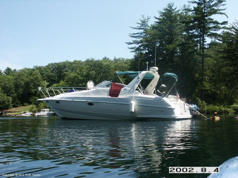Chris-Craft 33 Crowne 1996 Chris-Craft 33 Crowne for sale in Belmont, NH