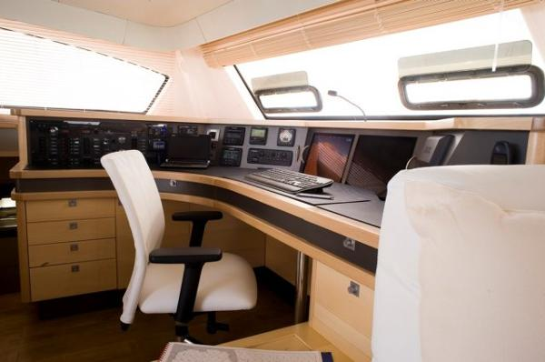 Catana 59 Chart Table