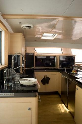Catana 59 Galley