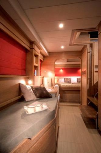 Catana 59 Cabin