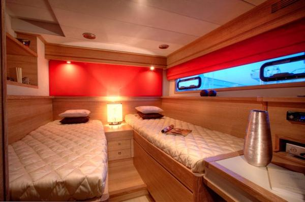 Catana 59 Twin Cabin