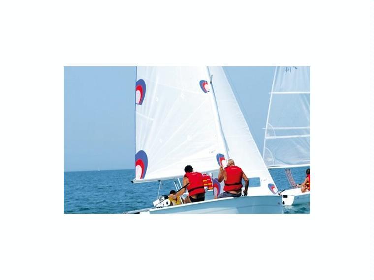 PEHN CNA Segelboot Tridente 16