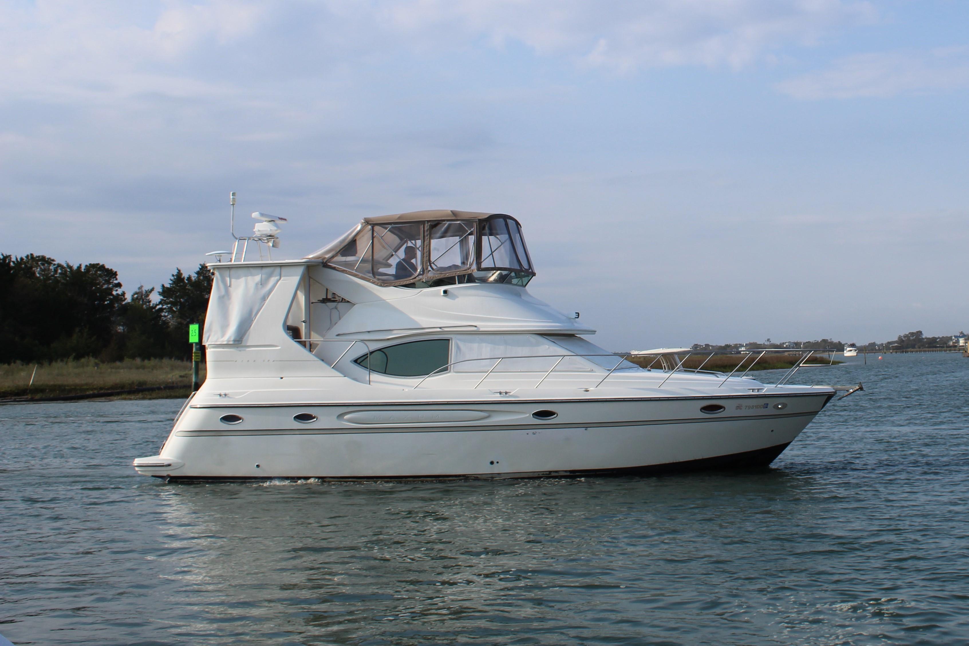 Maxum 4100 SCA