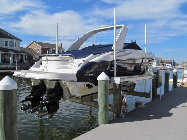 Monterey 298 Ss Main Profile