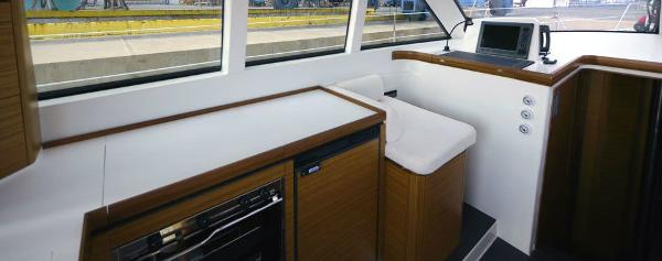 Albatross 42 Galley