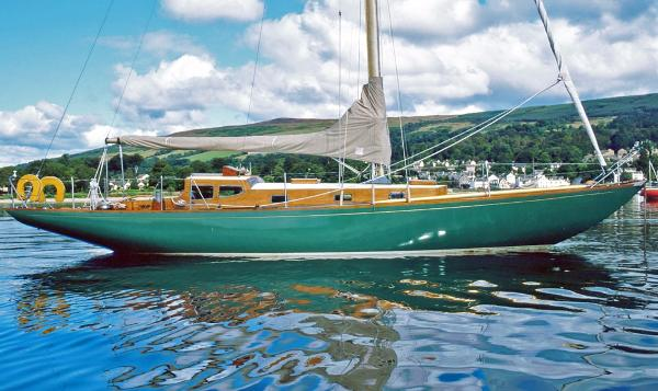 McGruer International 8 Metre