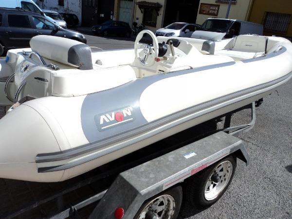 Avon Seasport 430 Jet SC DL