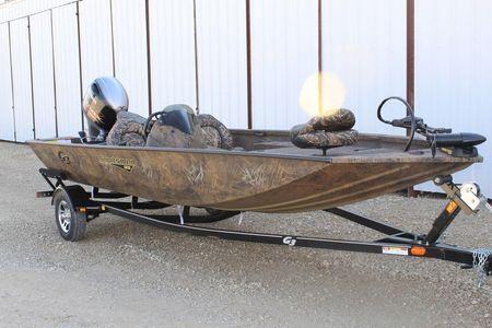 2019 G3 Sportsman 1810, Kingston Oklahoma - boats com