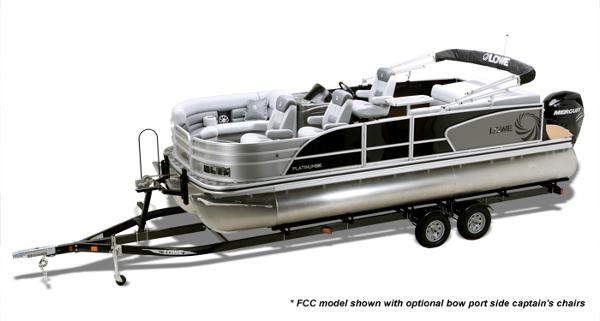 Lowe Platinum Cruise P23
