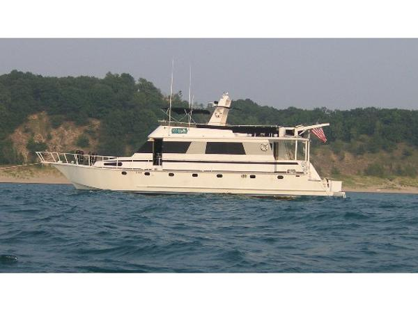 Custom Darling Motor Yacht