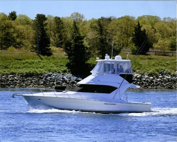 Riviera Wellcraft 400 Coastal Main Profile